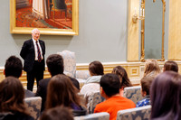2015/01/15 Students at Rideau Hall